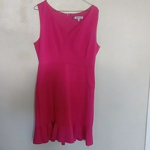 Jennifer Lopez pink dress